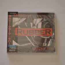 (GUNS N' ROSES) Gilby CLARKE - Rubber - 1998 FIRST PRESS JAPAN CD