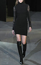 **ALEXANDER WANG** Smocked Silk Chiffon Dress **£1095.00**