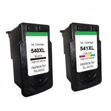 2 Tintenpatronen für Canon PG-540XL & CL-541XL Pixma MG4200 MX375 MX435