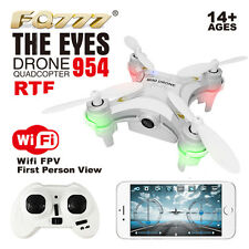 Mini FQ777 954 The Eye RC Quadcopter Drone RTF Wi-Fi FPV Real Time Transmission