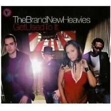 "THE BRAND NEW HEAVIES ""ALL ABOUT THE FUNK & GET USED TO IT"" 2 CD NEU"