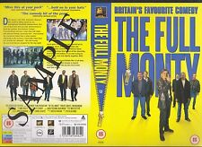 The Full Monty, Robert Carlyle Video Promo Sample Sleeve/Cover #9374