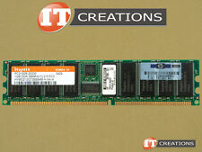 LOT OF 4 HP 1GB PC-2100R REG ECC DDR-266 MEMORY 300701-001