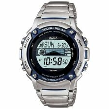 Casio ORIGINAL NEW WS-210 Tough Solar Tidemoon Data Digital Men's Watch WS-210HD