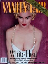 MADONNA * VANITY FAIR EXCLUSIVE * APR 1990 * HTF! * HELMUT NEWTON