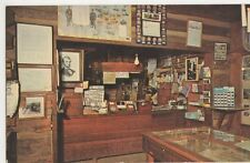 USA, First Berry-Lincoln Store, New Salem State Park, Illinois Postcard, B234