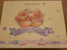 Forever Friends Photo Frame in a box NEW