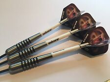 24g Bulls COBRA Tungsten Darts Set, Unicorn Gripper Stems, Cobra Flights
