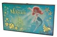 Disney Little Mermaid Sebastian Eyeshadow Palette 10 Colors Pink Blue Collection