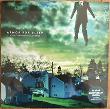 Armor for Sleep What to Do When You Are Dead Vinyl Pink New