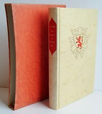 THE HISTORY OF CHARLES XII KING OF SWEDEN Folio Society 1976 Voltaire pix box VG