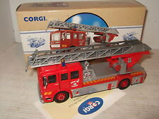 Corgi 97353 AEC Ladder for Dublin Fire Brigade in 1:50 Scale.
