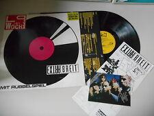 LP NDW Extrabreit - LP der Woche (10 Song) METRONOME / OIS + Insert / Card