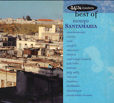 MONGO SANTAMARIA - SALSA MASTERS (BEST OF/DIGIPACJ CD)