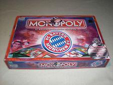 Monopoly FC Bayern München Edition Sonderausgabe - Sonderedition Metall Figuren