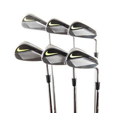 Nike Vapor Pro Irons 5-PW Dynamic Gold Tour Issue Stiff Flex RH