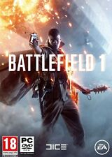 Battlefield One 1 Key [PC Game] EA ORIGIN Digital Download GLOBAL Code