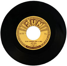 "BILLY RILEY And His LITTLE GREEN MEN  ""FLYIN' SAUCERS ROCK & ROLL""    LISTEN!"