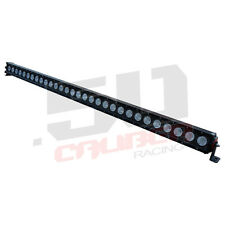 "50"" LED Light Bar Combo Beam fits Snow Plow Blower Lawn Tractor Mower Towing"