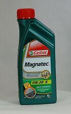CASTROL Magnatec 5w-20 E Completamente Sintetico Olio Motore PER AUTO FORD - 1l
