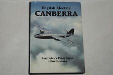 English Electric CANBERRA [Aircraft] by Ken Delve (1992, Hardcover, Midland)