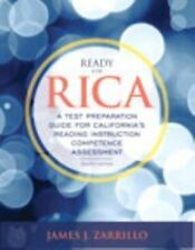 Ready for Revised RICA : A Test Preparation Guide for California's Reading...