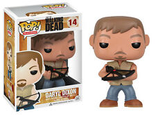 Funko Pop TV Walking Dead Daryl Vinyl Action Figure 2954 Collectible Toy, 3.75""
