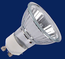 15 x GU10 50w Halogen Lamps Spot Bulbs £9.99 delivered