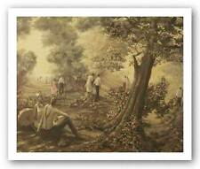 AFRICAN AMERICAN ART PRINT Lover's Lane Limited Edition John Holyfield