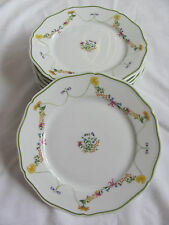 Denby Limoges France - Garland Crown - Salad Plate(s) - 10 Available