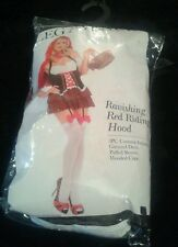 Leg Avenue Ravishing Red Riding Hood Sexy Halloween Costume Sz S/M