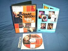 Take The Hit David Spade DVD HBO Stand-Up Comedy Special Chris Rock Adam Sandler