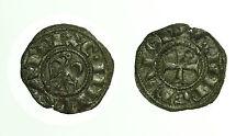 pci3049) Messina Enrico VI e Costanza (1194-1197) -  Denaro con Aquila