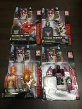 Transformers Titans Return Masters Wave 3 Set of 4 Overboard, Fangry, Ptero etc