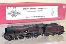 AIRFIX CROWNLINE KIT BUILT LMS 4-4-0 ROYAL SCOT CLASS LOCO 6113 CAMERONIAN my