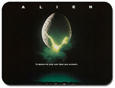 Alien Vintage Movie Poster Mouse Mat. Quality Film Mouse pad