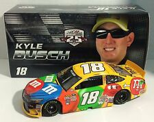 2016 Kyle Busch #18 M&M Yellow 1:24 Scale (2521 Made)