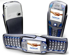Nokia 6820 Blue,UNLOCKED TRI-BAND,CAMERA,BLUETOOTH,FULL KEYBOARD GSM CELLPHONE.