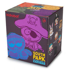 "Kidrobot x SOUTH PARK MANY FACES OF CARTMAN 3"" MINI FIGURE SERIES one blindbox"