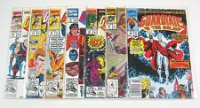 Guardians of the Galaxy #24 to #30 Set Run MOST NM/NM- MARVEL COMICS 1990 MOVIE