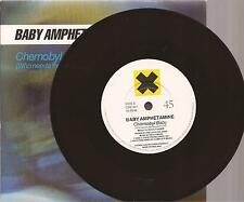"""Baby Amphetamine """"Chernobyl Baby/Cheque It Out"""" 7"""" Vinyl Picture Sleeve 1987"""