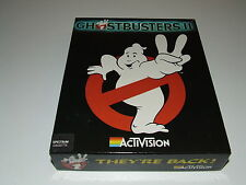 GHOSTBUSTERS 2 II by ACTIVISION (BIG BOX) ( for ZX SPECTRUM COMPLETE RARE!
