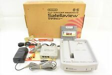 Nintendo Satellaview Console System Boxed Super Famicom FREE SHIPPING Ref/2830