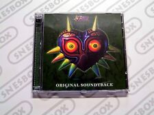 Zelda Majora Mask Soundtrack Club Nintendo doble CD
