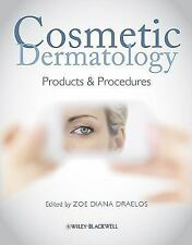 Cosmetic Dermatology : Products and Procedures (2010, Hardcover)