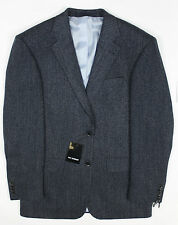 Roy Robson - Navy Mix New Wool Blazer - Size 48/38R - *NEW WITH TAGS* RRP £210