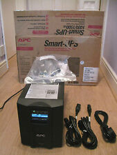 BRAND NEW APC SMART-UPS SMT 1500 VA SMT 1500i TOWER UPS  WITH EXTRA CABLES