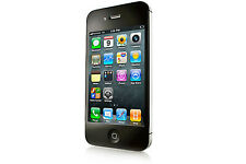 *Straight Talk* iPhone 4 32GB Apple Smartphone Black ***FAST SHIPPING FROM NY***