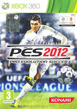 Pro Evolution Soccer PES 2012 (Calcio) XBOX 360 IT IMPORT KONAMI