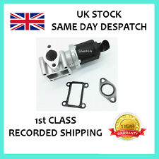 FOR ALFA ROMEO SPIDER 939 2.4 JTDM (2007-2010) NEW EGR VALVE + GASKETS 55215031